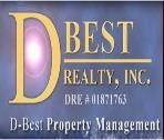D BEST REALTY IS SIMPLY THE BEST IN PROPERTY MANAGEMENT (405 S CHESTER AVE BAKERSFIELD,CA 93304)
