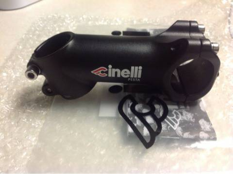 Cinelli Pista stem for track fixed gear fixie road bike bicycle - $25 (Bakersfield )