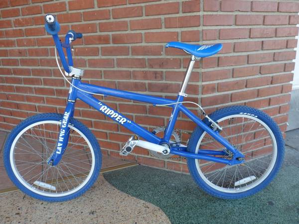 SERIPPER PK RIPPER BMX BIKE - $150 (CENTRAL DOWNTOWN)