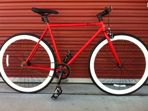 NEW RED Fixed Gear Fixie Bikes - $200 (Bakersfield)