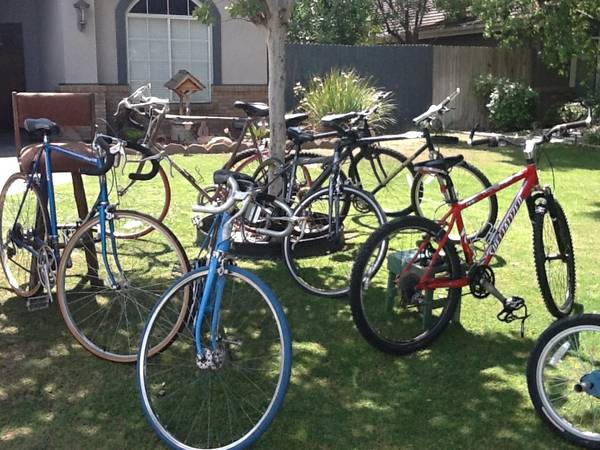 Lots of bikes for sale (SW)
