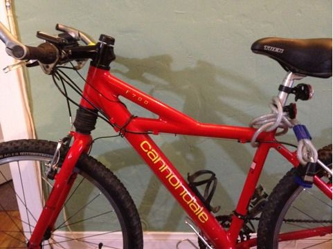 Cannondale F700 mountain bike trail bicycle - $425 ( 93301)