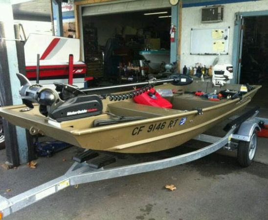 2011 G3 Bass Boat wTralier (Must See) - $2000 (Simi Valley)