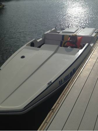 Jetstar boat - $3200 (Canyon Lake )