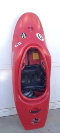 Whitewater Kayaks - $250 (Lake Isabella)
