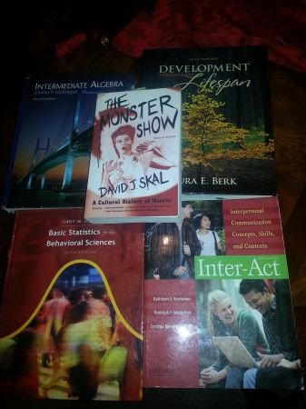BC Books for Sale - $1 (south west )