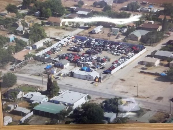 Automotive Recycling Salvage Dismantler Yard Complete Operation - $150000 (Lamont Bakersfield,Ca)