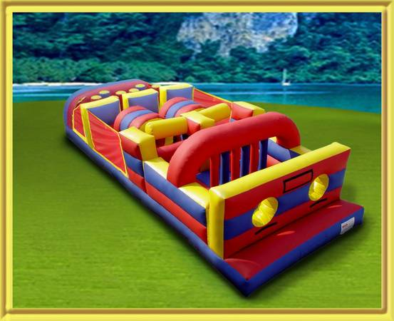 ________ HUGE BOUNCE HOUSE JUMPER FOR RENT __________ - $75 (PRICE MATCHING)