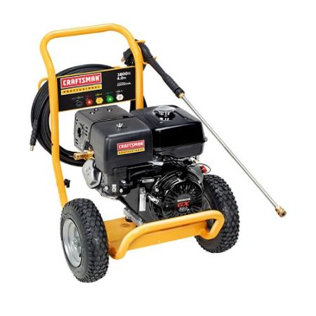 craftsman 3800 pressure washer - $600 (local )