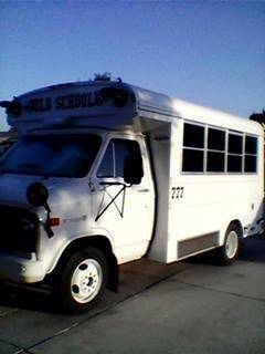 1985 party bus Sell or trade - $6000 (Oildale)