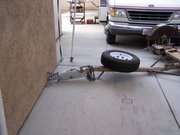 Demco Car Dolly - $1000 (Rosedale)