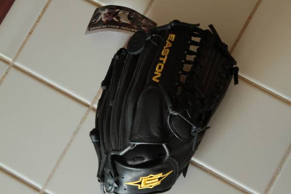 BRAND-NEW Easton Professional Series Baseball Glove (Right-handed) - $150 (Northwest)
