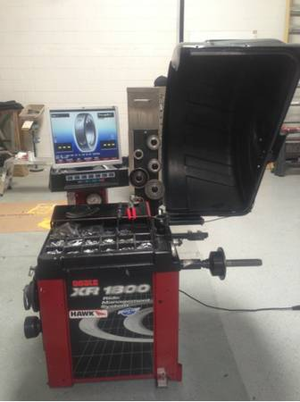 COATS XR1800 TIRE BALANCER AND APX90 TIRE CHANGER FOR SALE - $6000 (Carson City, Nv)