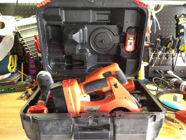 Black and Decker FireStorm 24 volt Tool set - $45 (Bakersfield 93308)