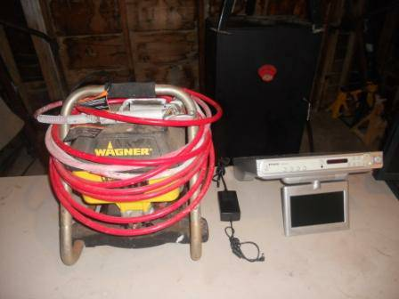 Wagner spray tech xtra paint crew - $100 (shafter)