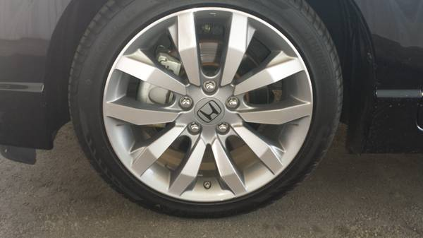 2009 OEM Si Rims with Tires for saletrade - $1 (Bakersfield)