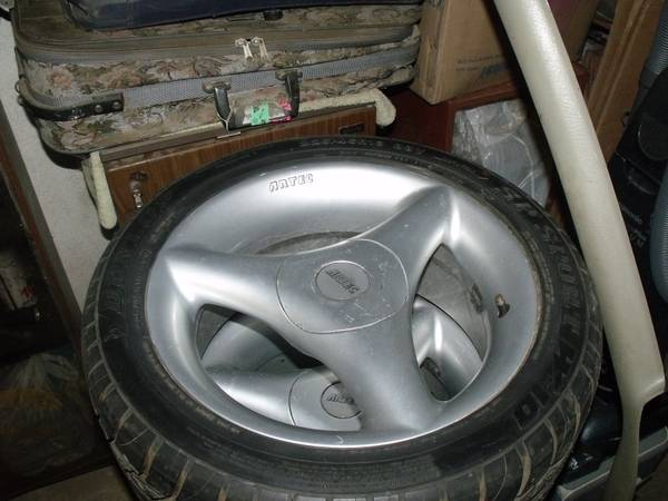 BMW 5x120 ARTEC WHEELS (MADE IN GERMANY) - $300 (DELANO)