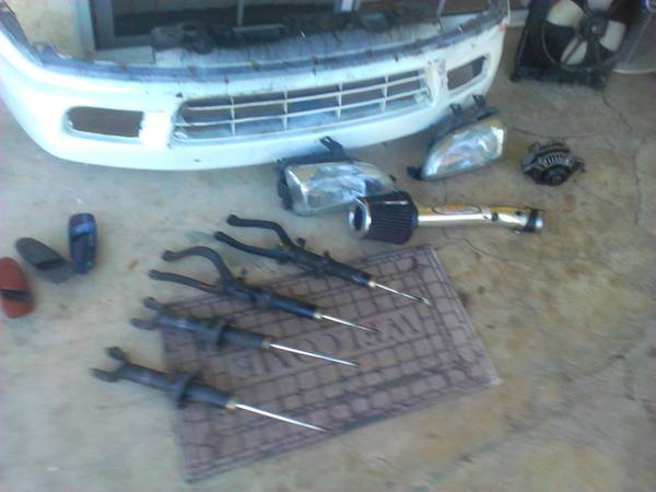 parting out 95 ej1 parts got to go