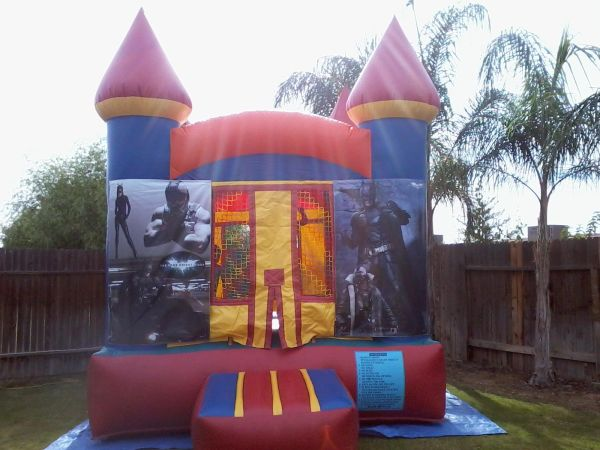 BOUNCE HOUSE (BAKERSFIELD)