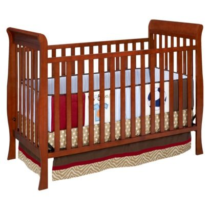Delta Winter Park 3 in 1 convertible crib (93308)