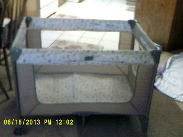 Cosco Pack N Play Portable Playpen - $35 (NorBakersfield)