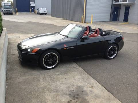 2001 Mugen black s2000 for saletrade - $12500 (Sacramento )