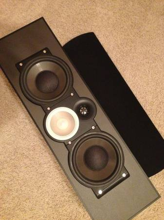 Paradigm Center Channel Speaker CC-290 - $250 (Bakersfield)
