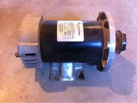 Electric Go-Kart Motor - $150 (NW)