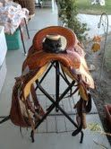 Martin Roping Saddle For Sale - $1200 (bakersfield Ca)