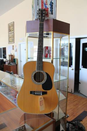 American Legacy Acoustic Guitar - $100 (2305 Chester Ave.)