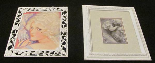 AntiqueVintage Beautiful Shabby Chic Frames - $15 (Stockdale Renfro)