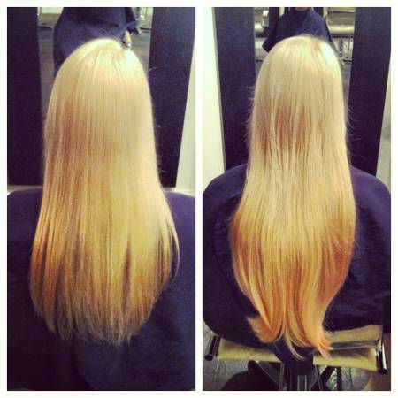 Hair Extension ClassCinderella Hair (Karma Salon Bakersfield CA)