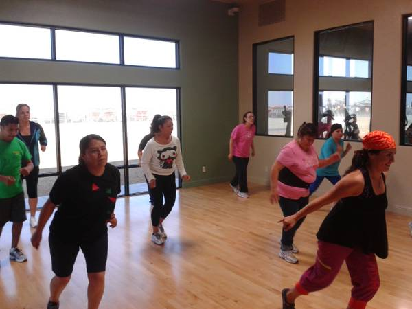 Zumba Instructor Wanted, great pay (Lost Hills, CA)
