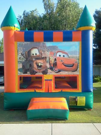 Bounce House (NW Bakersfield)