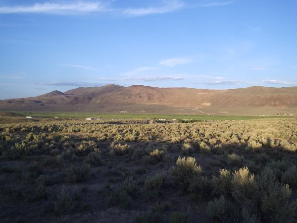 $1300 Elko, NV Land For Sale 1.0 Ac. (Meadow Valley Ranchos Unit 5)