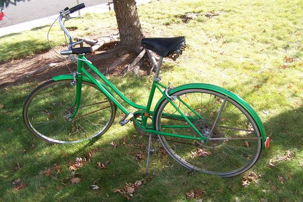 Vintage Schwinn Suburban AND Excitor Magna Bike (Carson City)