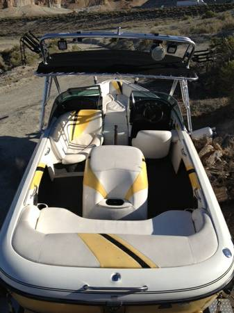 2001 Aztec Sunstar Wakeboard Boat - $16000 (Wyoming)