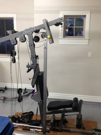Odyssey 5 Home Gym - $800 (Eagle, ID)