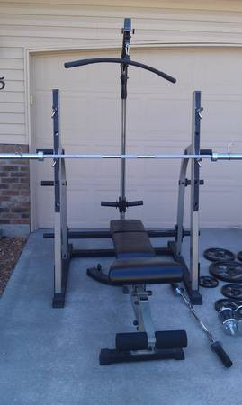 Weight Bench by Nautilus - $500 (BoiseMeridian)