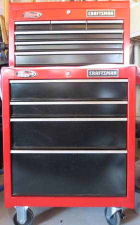 Sears Craftsman Bottom Top Tool Chest NEW paid $498 - $350 (Gardnerville, NV)