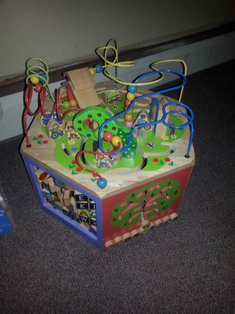 Parents Activity Cube - $50 (Reno Sparks Virginia City)