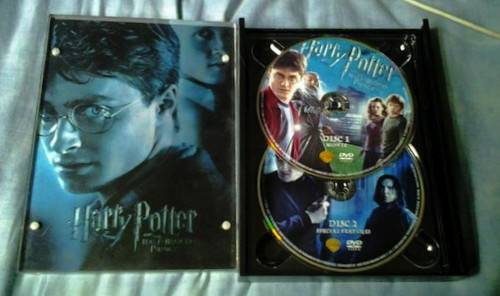 Harry Potter and the Half Blood Prince Deluxe Edition - $20 (Na)