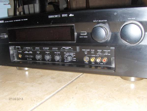 Yamaha RX V2095 7.1 Surround Sound Receiver - 550 WATTS - $110 (NW BOISE)