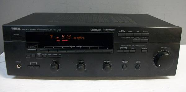 Yamaha 5.1 Receiver - Audio - Video Amplifier - $95 (NW BOISE)