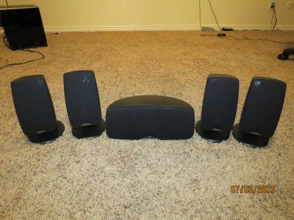 Klipsch Synergy Quintet III Speakers (5) - $299 (Meridian)