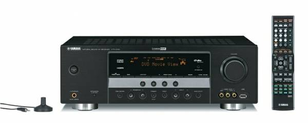 YAMAHA HTR-6140 5.1 Channel Receiver WManual Remot - $199 (Utah County, Utah)