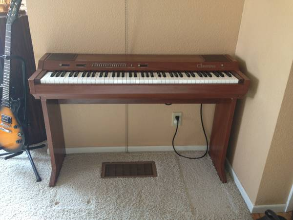 Vintage Yamaha YP-40 Clavinova Electric Piano - $350 (Reno Coldsprings)
