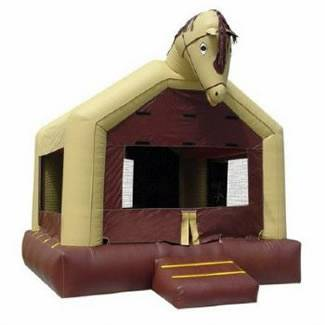 Commerical Pony Bounce House for Events Rental (Reno and Elko Areas)