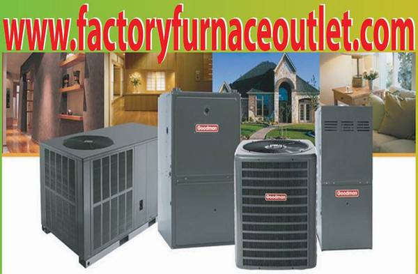 Buy your Furnace direct and save lots of $ (Flagstaff Sedona)