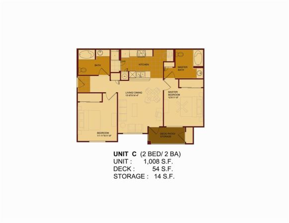 $1044 1008ftsup2 - Move-in Today (University)